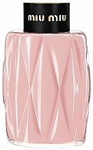 Fragrances, Perfumes, Cosmetics Miu Miu Twist - Body Lotion