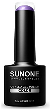 Fragrances, Perfumes, Cosmetics Nail Hybrid Gel Polish - Sunone UV/LED Gel Polish Color