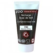 Fragrances, Perfumes, Cosmetics Light Makeup Base - Zao Base Makeup (refill)