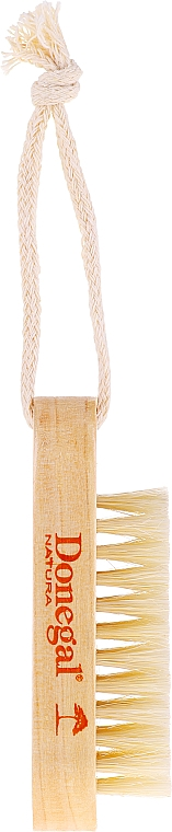 """Nail Brush """"Eco"""" wooden, 6027 - Donegal"""