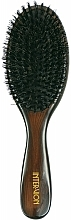 Fragrances, Perfumes, Cosmetics Hairbrush 499537, wooden - Inter-Vion