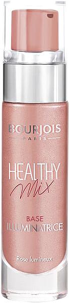 Primer-Brush - Bourjois Healthy Mix Glow Primer