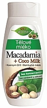 Fragrances, Perfumes, Cosmetics Body Milk - Bione Cosmetics Macadamia + Coco Milk