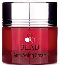 Fragrances, Perfumes, Cosmetics Anti-Aging Marine Complex Face Cream - 3Lab Moisturizer Anti-Aging Face Cream