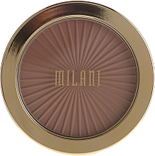 Face Bronzer - Milani Silky Matte Bronzing Powder — photo N1