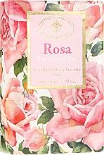 """Fragrances, Perfumes, Cosmetics Natural Soap """"Rose"""" - Saponificio Artigianale Fiorentino Masaccio Rose Soap"""