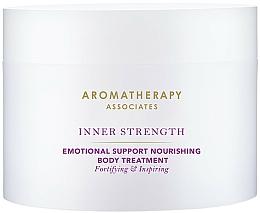 Fragrances, Perfumes, Cosmetics Nourishing Body Cream - Aromatherapy Associates Inner Strength Emotional Support Nourish Body Treatment