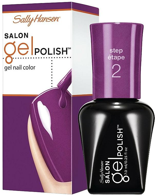 Nail Gel Polish - Sally Hansen Salon Gel Polish