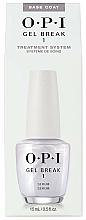 Fragrances, Perfumes, Cosmetics Nail Base Coat - O.P.I Gel Break Serum Base Coat