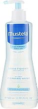 Fragrances, Perfumes, Cosmetics Cleansing Fluid - Mustela Cleansing Water