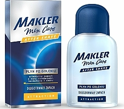 Fragrances, Perfumes, Cosmetics After Shave Lotion - Makler Attraction After Shave