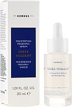 Fragrances, Perfumes, Cosmetics Greek Yogurt Face Serum - Korres Greek Yoghurt Comforting Probiotic Serum
