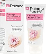Fragrances, Perfumes, Cosmetics Regenerating Hand Cream-Mask - Paloma Hand SPA