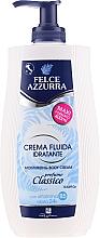 Fragrances, Perfumes, Cosmetics Classic Moisturizing Body Cream - Felce Azzurra Classic Moisturizing Cream