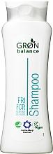 Fragrances, Perfumes, Cosmetics Sensitive Scalp Shampoo - Gron Balance Shampoo