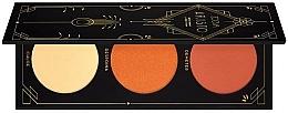 Fragrances, Perfumes, Cosmetics Face Blush Palette - Zoeva Aristo Blush Palette