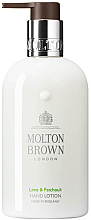 Fragrances, Perfumes, Cosmetics Molton Brown Lime & Patchouli - Hand Lotion