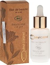 Fragrances, Perfumes, Cosmetics Face Elixir - Couleur Caramel Elixir De Beaute Oro 24K