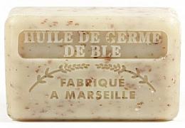 Fragrances, Perfumes, Cosmetics Marseille Soap with Wheat Germ Oil - Foufour Savonnette Marseillaise Huile de Germe de Ble