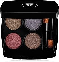 "Fragrances, Perfumes, Cosmetics Eyeshadow ""Multi-Effect"" - Chanel Les 4 Ombres Multi-Effect Quadra Eyeshadow"