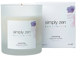 Fragrances, Perfumes, Cosmetics Scented Candle - Z. One Concept Simply Zen Sensorials Cocooning Fragrance Candle