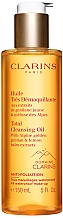Fragrances, Perfumes, Cosmetics Purifying Oil - Clarins Total Cleansing Oil