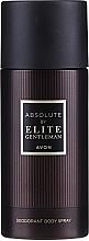 Fragrances, Perfumes, Cosmetics Avon Absolute by Elite Gentleman - Deodorant