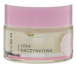 Fragrances, Perfumes, Cosmetics Anti-Redness Day Cream - Bielenda Capillary Skin Anti-Redness Face Cream