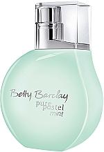 Fragrances, Perfumes, Cosmetics Betty Barclay Pure Pastel Mint - Eau de Toilette