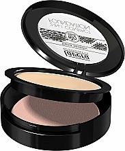 Fragrances, Perfumes, Cosmetics Face Foundation Mousse - Lavera 2-in-1 Compact Foundation