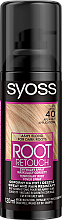 Fragrances, Perfumes, Cosmetics Root Touch Up Spray - Syoss Root Retoucher Spray