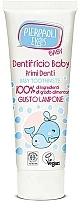 Fragrances, Perfumes, Cosmetics Raspberry Toothpaste with Chamomile Extract - Ekos Baby