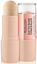 Fragrances, Perfumes, Cosmetics Mattifying Concealer - Makeup Revolution Matte Base Concealer