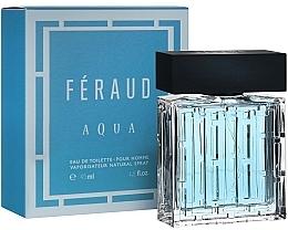 Fragrances, Perfumes, Cosmetics Feraud Aqua - Eau de Toilette