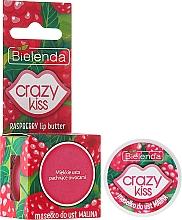 "Fragrances, Perfumes, Cosmetics Lip Butter ""Raspberry"" - Bielenda Crazy Kiss Raspberry Lip Butter"