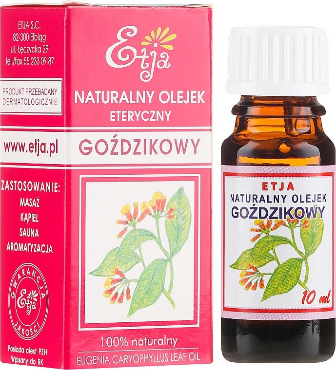 Natural Essential Carnation Oil - Etja Natural Essential Oil