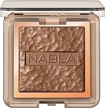 Fragrances, Perfumes, Cosmetics Face Bronzer - Nabla Miami Lights Collection Skin Bronzing