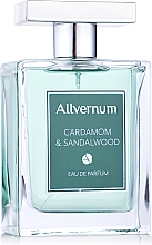 Fragrances, Perfumes, Cosmetics Allvernum Cardamom & Sandalwood - Eau de Parfum