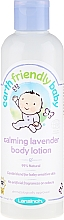 Fragrances, Perfumes, Cosmetics Body Lotion with Lavender - Earth Friendly Baby Calming Lavender Body Lotion
