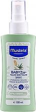 Fragrances, Perfumes, Cosmetics Anti Mosquito Spray - Mustela Bebe BabyZzz Talco Non Talco