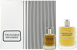 Fragrances, Perfumes, Cosmetics Trussardi Riflesso - Set (edt/100ml + edt/30ml)