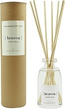 Fragrances, Perfumes, Cosmetics Reed Diffuser - Ambientair The Olphactory Heaven White Lotus