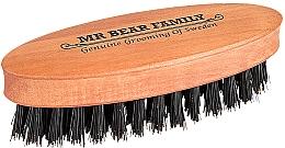 Fragrances, Perfumes, Cosmetics Beard Brush - Mr. Bear Family Beard Brush Travel Size