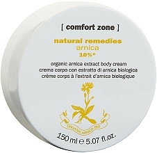 Fragrances, Perfumes, Cosmetics Regenerating Body Cream - Comfort Zone Natural Remedies Arnica