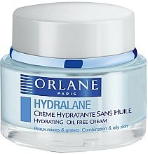 Fragrances, Perfumes, Cosmetics Oily Skin Moisturizing Cream - Orlane Hydralane Hydrating Oil-Free Cream