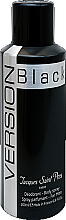Fragrances, Perfumes, Cosmetics Ulric de Varens Version Black - Deodorant