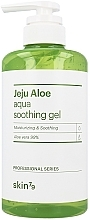 Fragrances, Perfumes, Cosmetics Soothing Face, Body & Hair Gel - Skin79 Jeju Aloe Aqua Soothing Gel