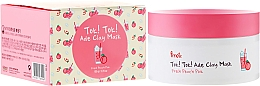 Fragrances, Perfumes, Cosmetics Peach Extract Pink Clay Mask - Prreti Tok!Tok!