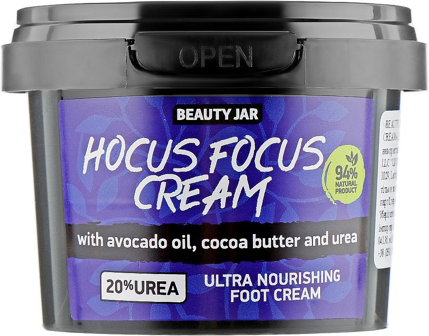 Foot Cream - Beauty Jar Hocus Focus Cream Ultra Nourishing Foot Cream