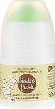 "Fragrances, Perfumes, Cosmetics Deodorant ""Freshness"" - La Saponaria Biodeo Fresh"